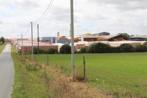 aperçu de l'usine